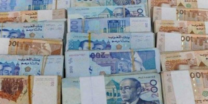 احتياجات البنوك من السيولة ارتفعت إلى 72.6 مليار درهم خلال شهر ماي