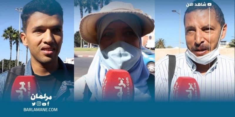 """مواطنون لـ """"برلمان.كوم"""" : كانحتافلو بذكرى المولد النبوي الشريف وكانزورو العائلة (فيديو)"""