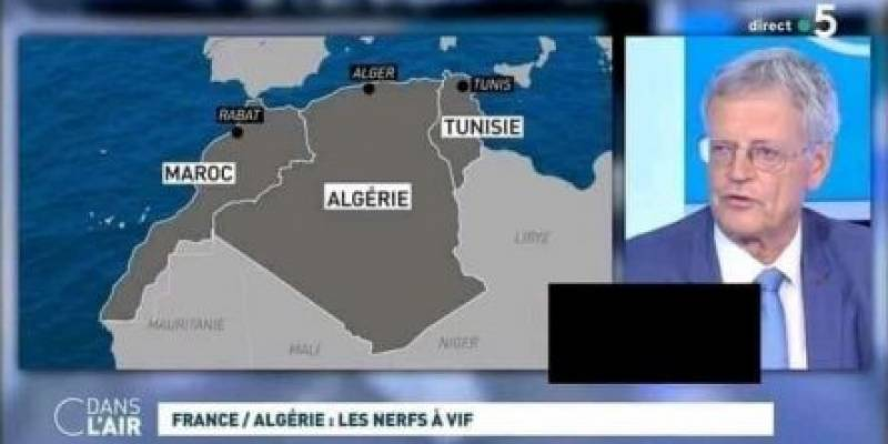 لأول مرة.. فرنسا تنشر خريطة المغرب كاملة تشمل الصحراء المغربية