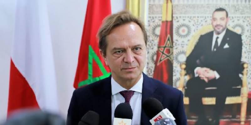 رئيس البعثة الاقتصادية البولونية للمغرب: مقاولات بولندية مهتمة بالاستثمار في الصحراء المغربية
