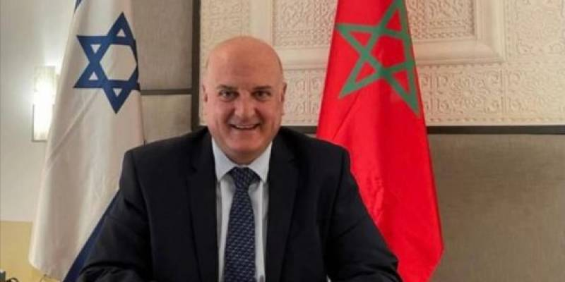 تعيين دافيد غوفرين سفيرا رسميا لإسرائيل في المغرب
