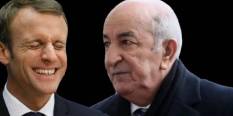 """فرنسا تغير موقفها تجاه النظام العسكري الجزائري """"المافيوزي"""" وتتساءل عن تواجد أمة جزائرية (فيديو)"""